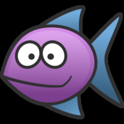 логотип рыбка