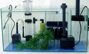 оборудование большого аквариума