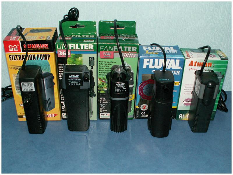 фильтры для аквариумов 30 литров